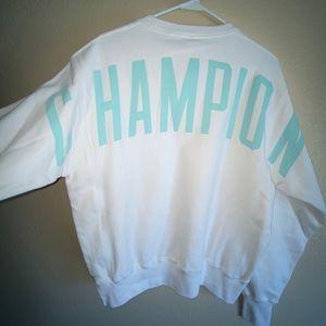 Champion crew neck